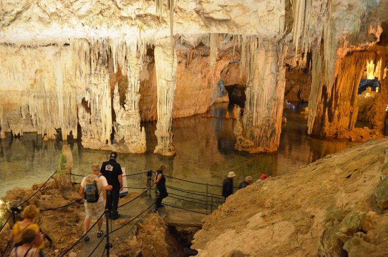 visitita Grotta di nettuno